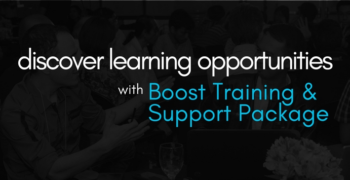 Boost-Training-and-Support-Package