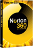 Norton 360 5.0 anti-virus and internet security software