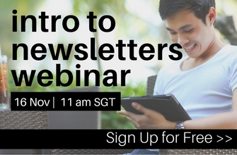 Free Webinar: Intro to Newsletters