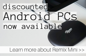 Discounted Android PCs for NGOs